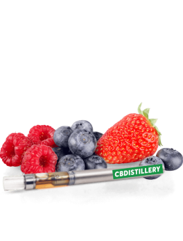 CBD Vape Pen – 200mg Grand Daddy Purp