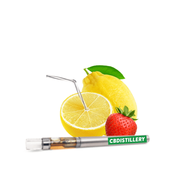 CBD Vape Pen – 200mg Strawberry Lemonade