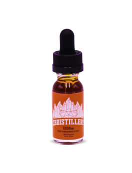 1000mg 15ml Full Spectrum CBD Tincture