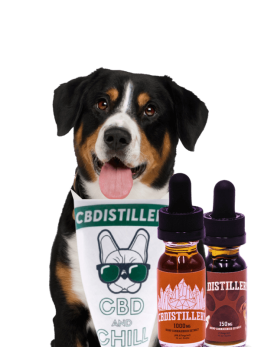 Man's Best Friend CBD Oil Pack